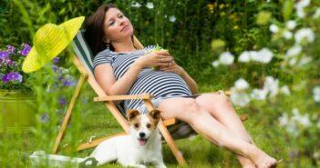 33. Schwangerschaftswoche (SSW) – der 9. Monat startet entspannt
