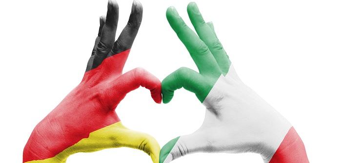 Deutschland / Italien Leckere Grerichte ob typisch Deutsch oder typisch Italienisch