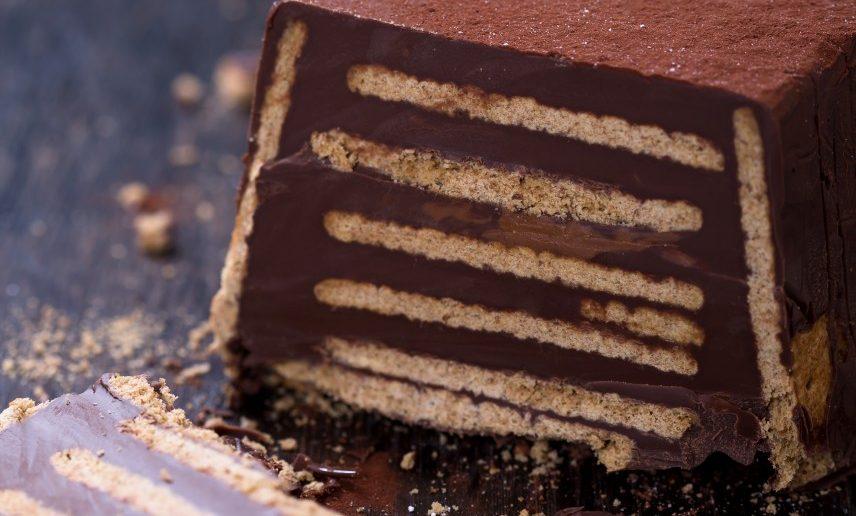 """Ein """"Kalter Hund"""" ist der Klassiker eines Schokoladen Rezept der guten alten DDR. (#1))"""