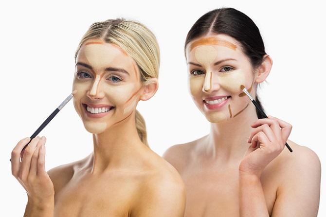 Eine Schönheitsoperation ist natürlich eine Variante für alle, die mit ihren Gesichtszügen oder der Form gar nicht zufrieden sind. Sie birgt jedoch viele Risiken, zieht hohe Kosten nach sich und ob sie von Erfolg gekrönt ist, ist auch nicht immer klar. Eine Alternative stellt das Contouring dar.
