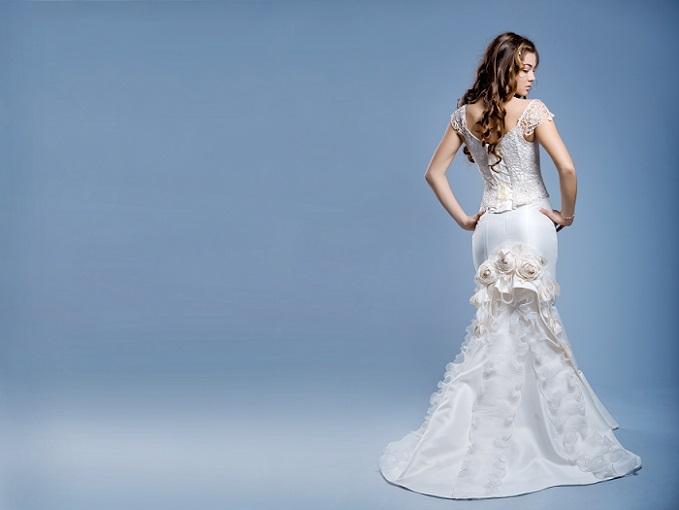 Hochzeitskleider wie das auf dem Bild werden einer Königin gerecht! (#10)