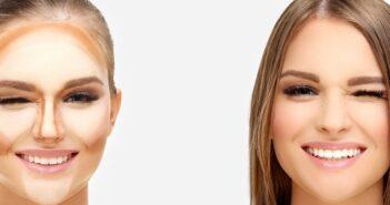 Was ist Contouring? – Das Gesicht anders wirken lassen